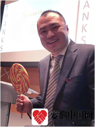 韩靖:用一根棒棒糖讲述人人公益新趋势