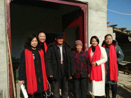 邳州拥军五姐妹深情救助患病老兵