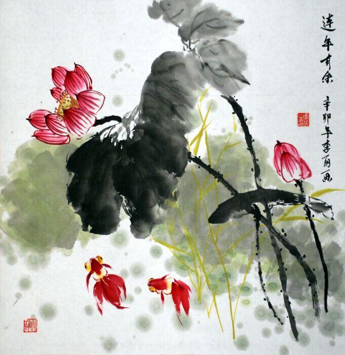 中国实力派女画家李丽作品清赏