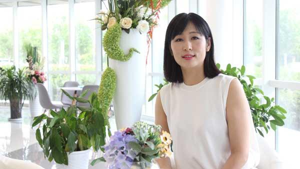 瑞思德健丽汇董事长—陈梦女士