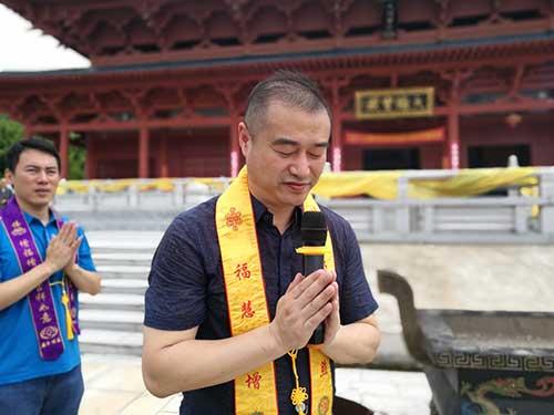 七月初一,这些幸运儿在礼佛禅寺获得了新生!