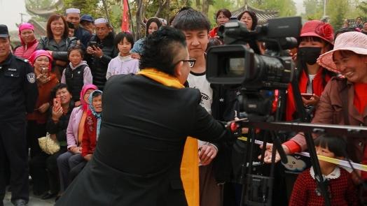 唱响大美青海永录康格达景区旅游季宣传活动